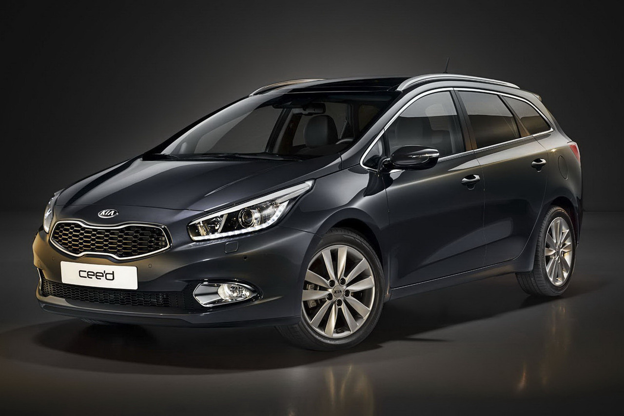 Kia Ceed Sportwagon. Surprise surprise, Koreans can design. Sideline looks a bit like a smaller XC90. Frankly, this car should have been built by Volvo, but whatever. It looks awesome.