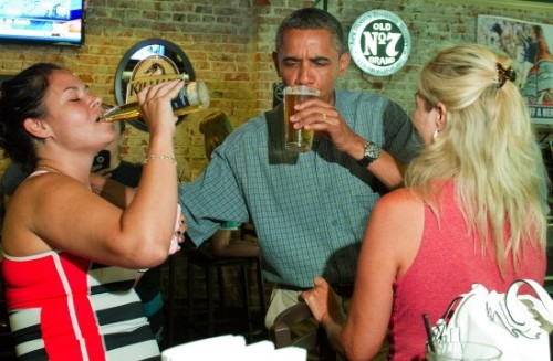 (via Review Obama Beer | Review White House Beer | The Braiser)