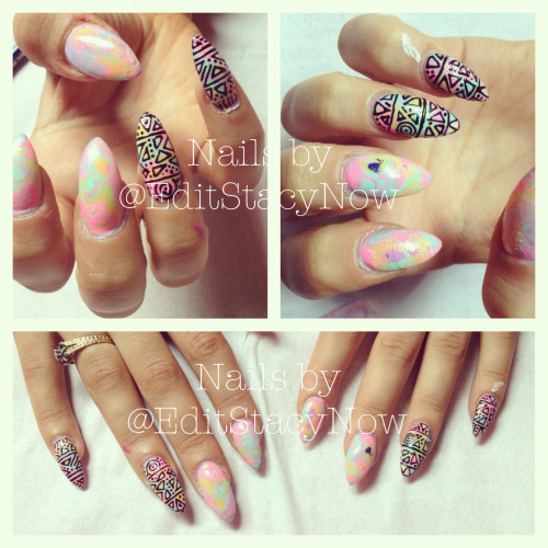 editstacynow:  Joint creation with @ElizeNails