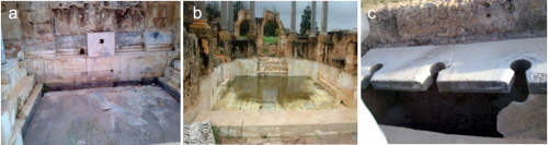 New Open Access Article- Degradation and Conservation of Marble in the Greek-Roman Hadrianic Baths in Leptis Magna, Libya http://www.ijcs.uaic.ro/current.html