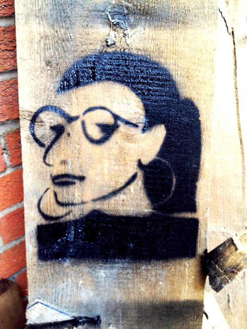 bidyke:  fyqueerlatinxs:  anarchamoose:  New stencil - Sylvia Rivera. FIN.  We've reblogged this before. But this needs to be a thing. Predominantly white cis queer spaces need to be reminded that it was trans women of color that helped create and defend those spaces.  Also: Silvia Rivera was bisexual