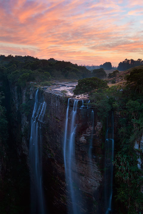 nuclevr:  Magwa Falls, South Africa