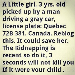 Please #repost and spread the word.  (Taken with Instagram)