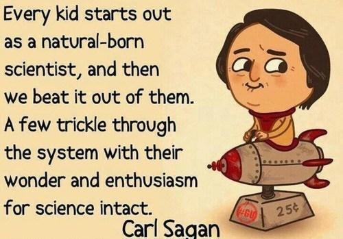 certifiednutso:  - Carl Sagan