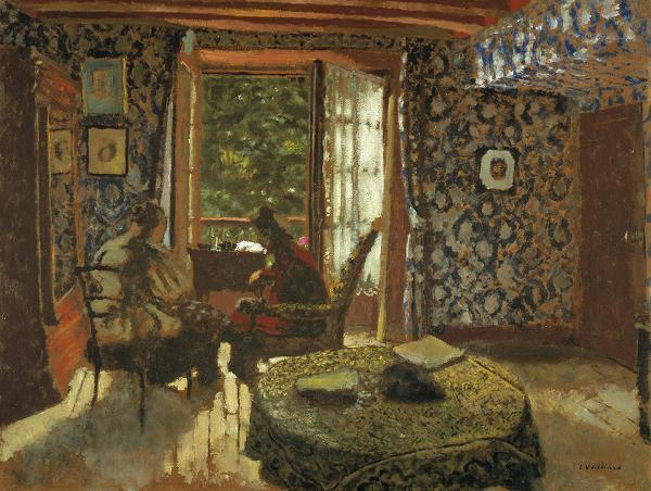 Edward Vuillard. Interieur
