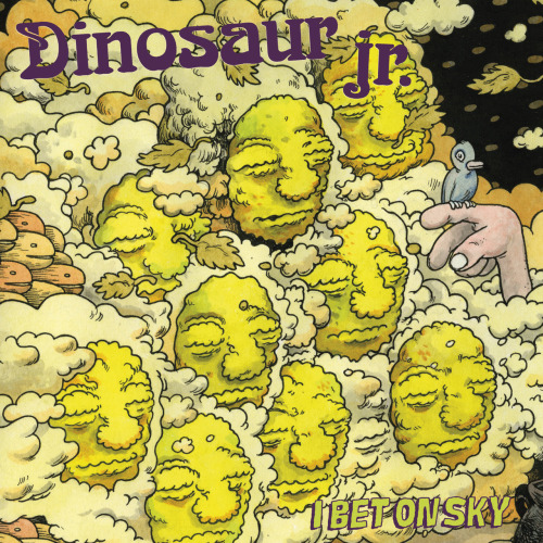 NPR is hosting a full stream of Dinosaur Jr.'s I Bet on Sky, officially available next week.