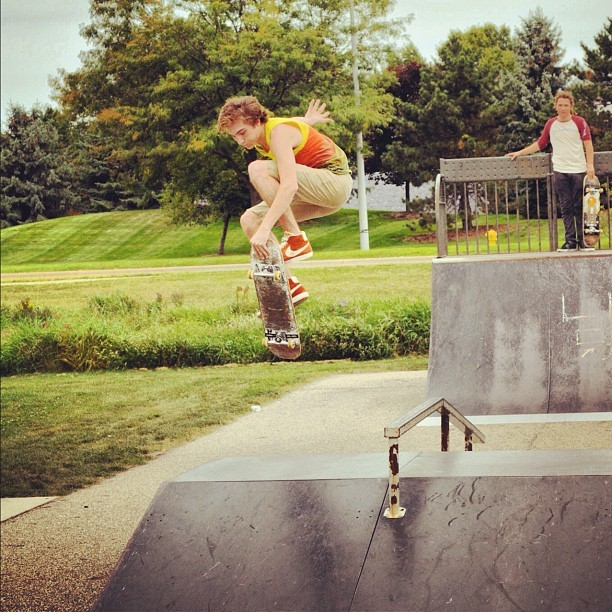 My passion. #skateboarding#life (Taken with Instagram)