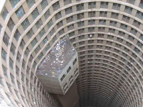 Ponte City, Johannesburg, South Africa