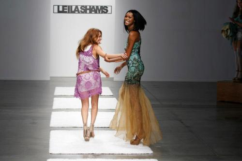 Leila Shams' Spring/Summer 2013