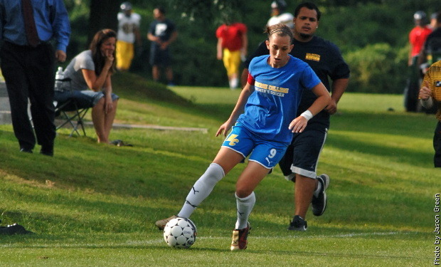 Monroe Women Soccer win 3rd straight!