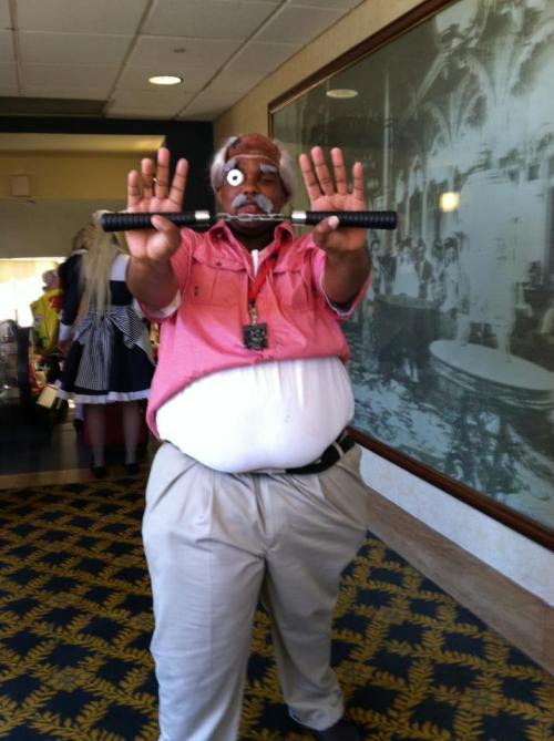 chokesngags:  Uncle Ruckus.