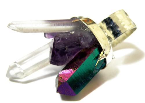 Mixed Quartz ring by Nu Bambu on Fab.com today.