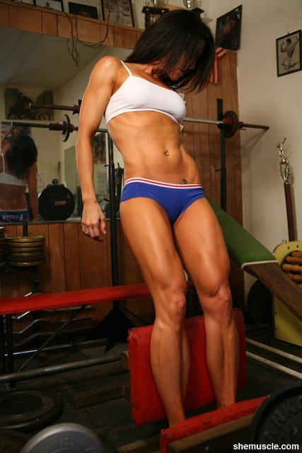 #muscle #muscles #femalemuscle #bodybuilder #bodybuilding #abs #fitness #IFBB #FBB #biceps