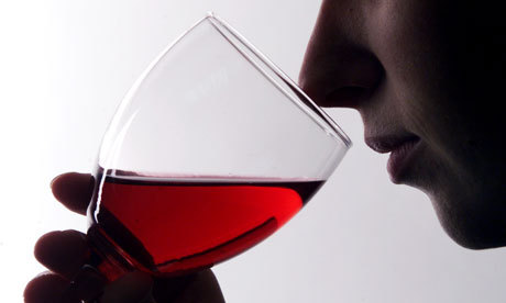 Research Suggests the Alcohol in Red Wine May Actually Be Impeding the Antioxidants' Cardiovascular Benefits.   So, drink grape juice?  Read more. [Image: The Guardian]