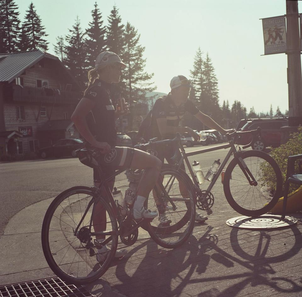 The 2012 Rapha NW Gentlemen's Race