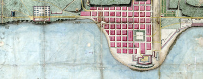 Map: Map of Fort St Nicolas, Haiti (1780s) originally posted to the BIG Map Blog.