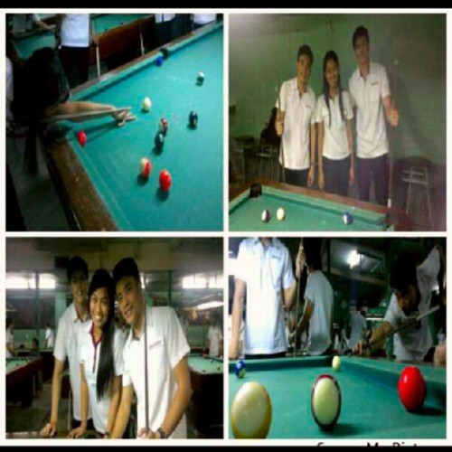 09.10.2012 #4pics by @mushroomkaboom #billiards w/ #ija @naviolecrab #ivan #jules #2012 #mandy #5AR-2 #dapitan #UST #college #friends #photoblog #memories #game #arki #arkiuniform #buhayarki #break #firsttime #Arkitektwo #design #ARCC #flood #rain #blog #news #nightclasses #night #sick #;) (Taken with Instagram at University of Santo Tomas)