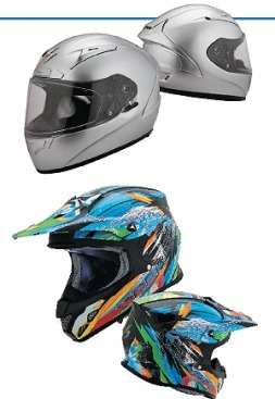 "Motobuys.com offers new Scorpion premium helmets for fall  New Lineup of Scorpion Helmets now offered at Motobuys.com for Fall.  FOR IMMEDIATE RELEASE  PRLog (Press Release) - Sep 06, 2012 -  Arizona - SCORPION in late July took the wraps off its new EXO-R2000 and VX-R70 helmets with retail prices starting at $349.99 and $249.95, respectively. They will be available at Motobuys.com October.The EXO-R2000 (top) features Scorpion's TCT (Thermodynamic Composite Technology) shell consisting of a proprietary five-layer blend of interlaced fiberglass, Aramid and organic poly-resin fibers. Scorpion claims the TCT structure creates a ""super lightweight and extremely durable premium shell that is an evolutionary leap forward from all existing Fiberglass Reinforced Plastic (FRP) technologies."" ""Our proprietary TCT shell technology can really be rightfully compared to other premium shell technologies on the market today,"" said John Kim, managing director, ""but we feel that what sets us apart is the overall value we represent without ever feeling like you are getting anything less than a world-class end product.""The new Ellip-Tec Ratchet System creates a tight shield seal by using an elliptical slide movement that draws the faceshield back tightly against the eye port when closed. The shield locking mechanism was designed to be located on the side of the helmet for ease of access and includes a single-step locked opening.The Air-Fit Concept liner inflation system creates a custom fit. Also increasing comfort is the fact that Scorpion produced the EXO-R2000's size run using four shells. The Snell 2010-approved R2000 will come equipped with a standard EverClear No Fog Faceshield as well as with a bonus tinted shield.Scorpion's new VX-R70 off-road helmet (bottom) also uses the five-layer TCT shell technology. The helmet features a dual-density EPS, channel ventilation, and a shatter-resistant peak. Other features include KwikWick 2 anti-microbial liners, Scorpion's AirFit Concept Liner System, titanium double-D rings, and quick-change, tool-less chin vent removal for easy cleaning. The VX-R70 is DOT and ECE-approved.Motobuys.com is proud to offer these outstanding helmets in time for the holiday season, stated Gary Kovner, Motobuys GM.  You can visit us at www.motobuys.com or by calling 877-667-6289 ."