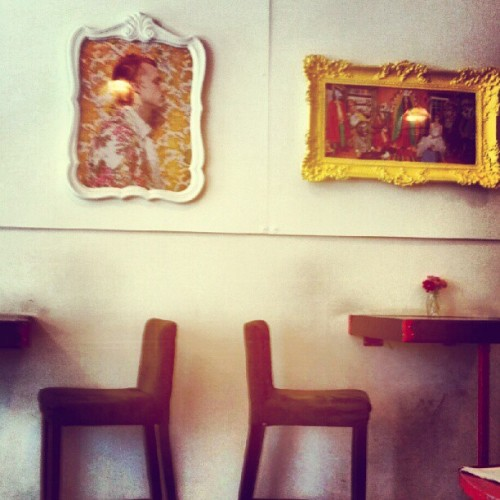 Taken with Instagram at White Electric Cafe