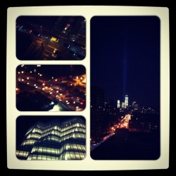Looking good NYC! #nfw #attheshows  (Taken with Instagram)