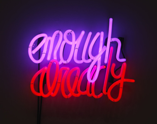 Deborah Kass | Enough Already