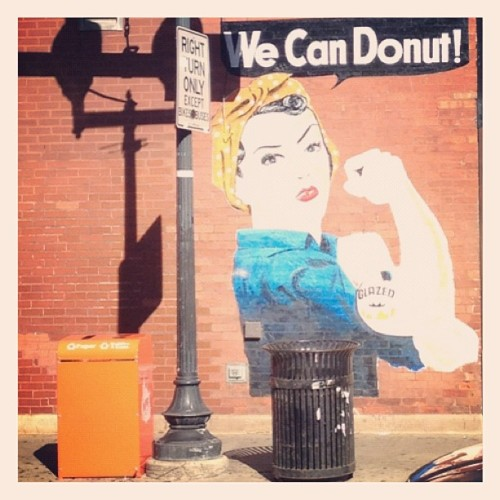 Yes we can! (Taken with Instagram)