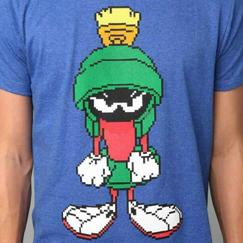 Pixelated #MarvinTheMartian Tee - $24.00 @ #urbanoutfitters #Shopping  (Taken with Instagram)