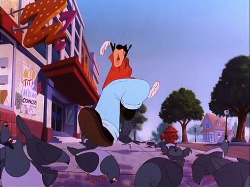 Disney's A Goofy Movie