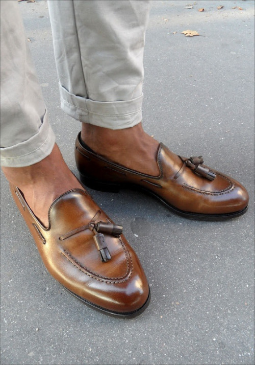 mr-moderngentleman:  I want these shoes!  Want