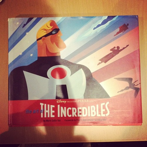 Big fans of the art style in this movie. #disney #pixar (Taken with Instagram at Storypanda)