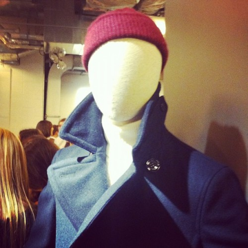 Making #TeamZissou proud at GQ x @Nordstrom #MensShop #NYFW (via @longlivecool)  (Taken with Instagram)