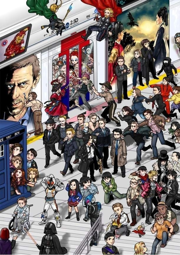 forever-waiting-for-london:  doctorwho:  Fandoms.  THIS IS THE MOST BEAUTIFUL THING I HAVE EVER LAID EYES ON