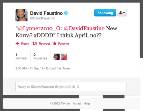avatar-parallels:  so…april?  from David Faustino's twitter account.