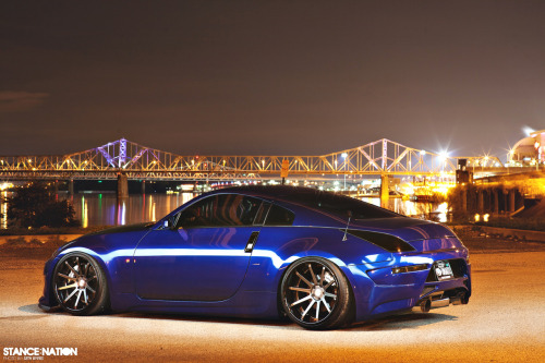 fullthrottleauto:  Nissan 350Z (via Stance Nation)