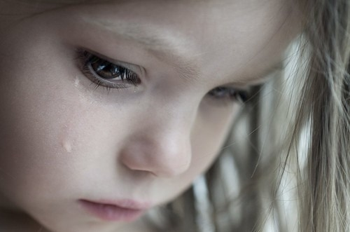 The most important question in the world is, 'Why is the child crying?'Alice Walker