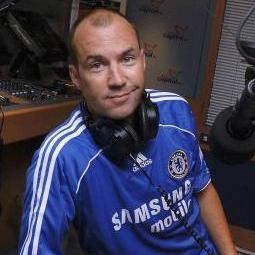 Johnny Vaughan - Men in Blazers