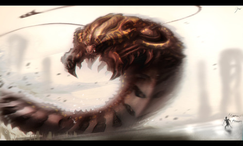 Bugsnake by *darkeyez07 —-x—- More: | Monsters | Random |