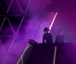 intergalactikdisko:  Daft Punk by timcashmerephotography on Flickr.