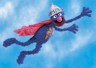 It is time to harness the Super Grover within.