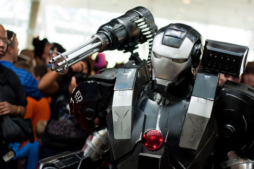 War Machine - Baltimore Comic Con 2012 on Flickr.  —-> Full Baltimore Comic Con 2012 album —-> Full Cosplay and Conventions album —-> The New Website.
