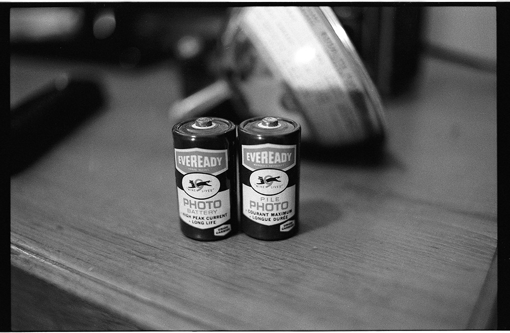 9 Lives - Discovered in a Kodak Duaflex III Flash (1954-1957)