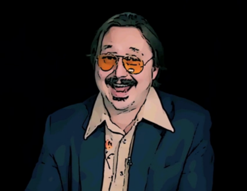 Would you like to watch a rotoscoped John Hodgman react to Clint Eastwood's RNC speech? Yes, yes you would. So click the image and do it.
