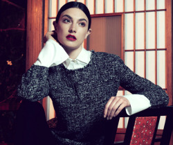Jacquelyn Jablonski for J.Crew Collection (+)