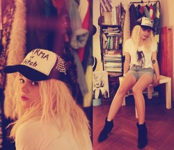 DIY CAP. Movie beloooow :) (by Margaret Jamrozy)
