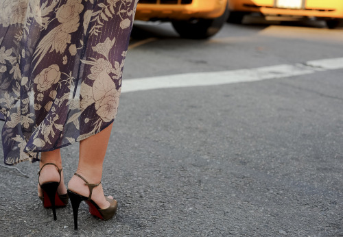 10022-shoe:  Shoes we love from New York Fashion Week!Photo by Kristen Somody Whalen