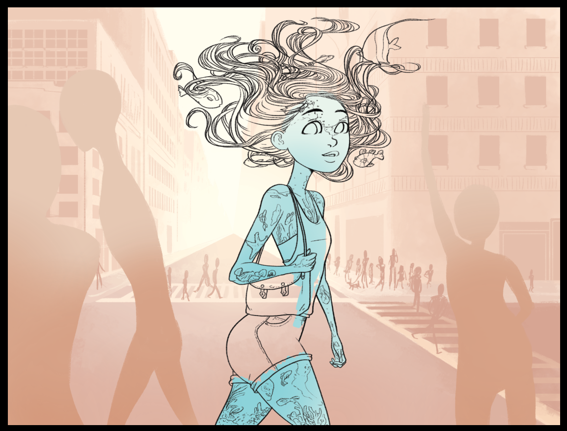 isthatwhatyoumint:  btw, current progress on my illustration homework