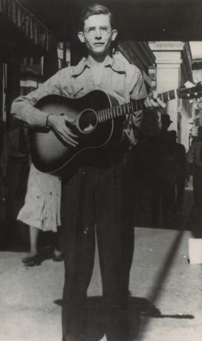 westerncollectibles: Hank Williams - circa 1938 - 15 years old