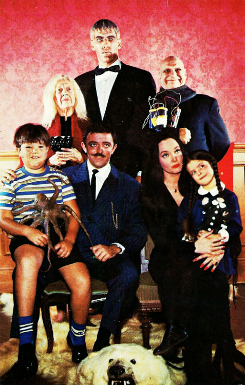The Addams Family, 1960's