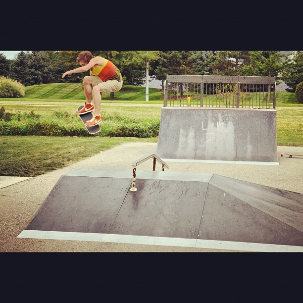 #skateboarding#life#me#escape  (Taken with Instagram)