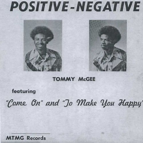 Tommy McGee - We Ought To Be Together